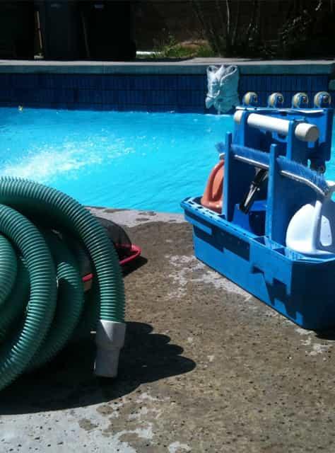limpieza piscinas en godella